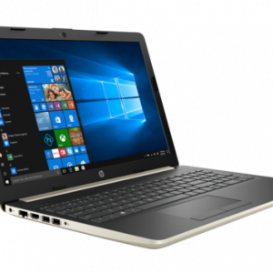 Laptop HP AMD A9 9425 3.1GHz 12GB 1TB 15.6″ W10HOME Color Oro Pálido