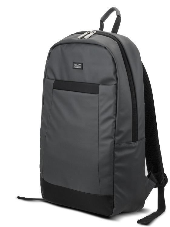 """Mochila para Laptop Klip Xtreme Emblem de 15.6"""" Color Gris"""