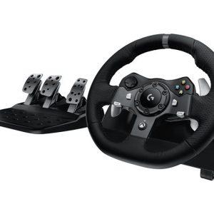 Juego de volante y pedales Logitech G920 Driving Force