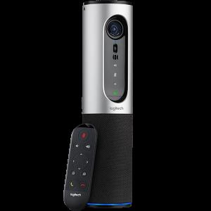 Cámara para Videoconferencia Logitech Connect