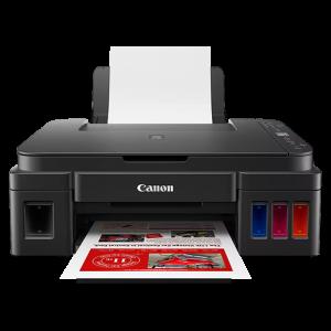 Impresora Multifuncional Canon Pixma G3110 de Sistema Continuo Wi-Fi USB