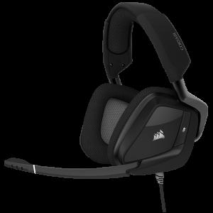 Audífonos Gaming Corsair VOID PRO RGB 7.1 Dolby Alámbrico Negro