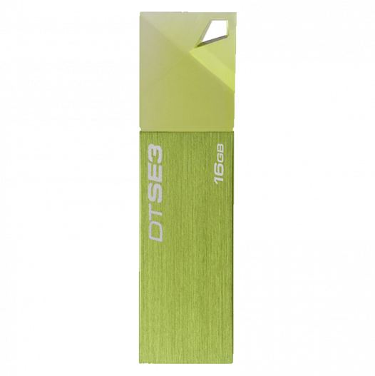 Memoria USB 16GB Kingston Verde