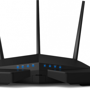 Router WiFi Gigabit de doble banda inteligente AC1900 Tenda
