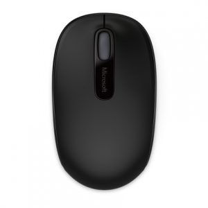 Mouse Inalámbrico Microsoft Mobile 1850 Color Negro