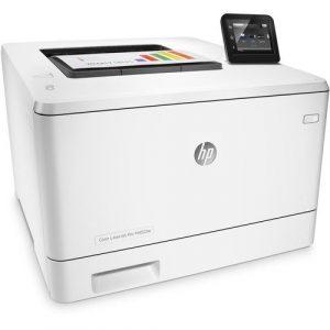 Impresora HP LaserJet Pro M452dw Wi-Fi