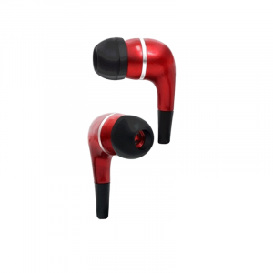Audifonos Argom 525 - Plug - Rojo