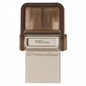 Memoria USB Kingston 16GB 2.0 DTDUO