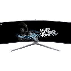 """Monitor Samsung QLED 49"""" Curvo Gamer"""