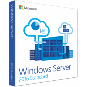 Microsoft Windows Server 2016 Standard Licencia 16 núcleos