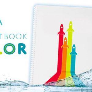 Cuaderno inteligente Rocketbook Color