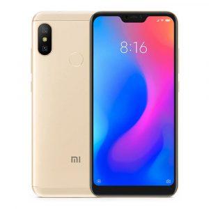 """Celular Mi A2 LITE 5.84"""" 64GB 2 Sim 4GB Color Dorado"""