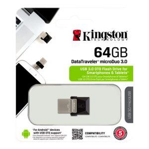 Memoria USB Kingston microDuo 64 GB