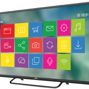"Televisor 43"" JVC Smart TV Full HD con Air Mouse"