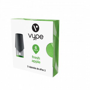Vype eCap ePen 3 - Fresh Apple 6 mg/ml