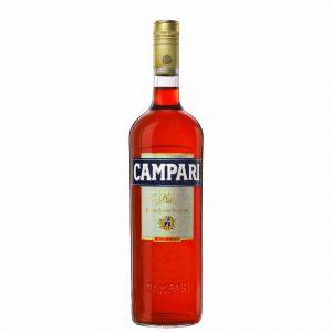Botella Campari Aperitivo