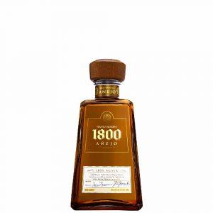 Botella Tequila 1800 Añejo
