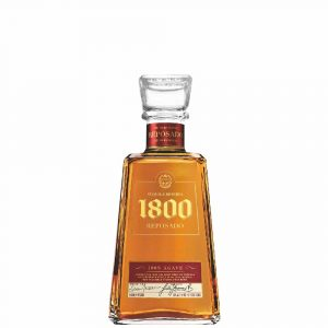 Botella Tequila 1800 Reposado