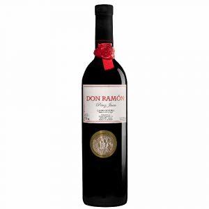 Botella de Vino Tinto Don Ramon – Garnacha/Tempranillo – España – Campo de Borja