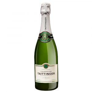 Botella Taittinger Demi-Sec