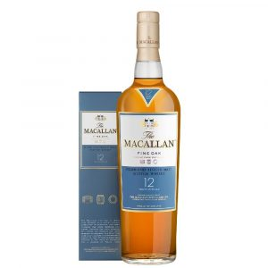 Whisky The Macallan 12 Yo Fine Oak Box 40%