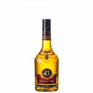 Botella Licor 43