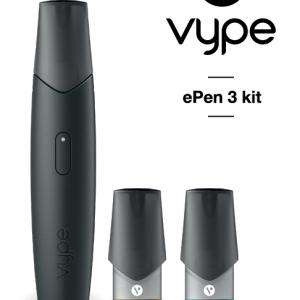 Vaporizador Vype ePen 3 Negro
