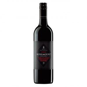 Botella de Vino Tinto Rosemount  – Syrah – Australia –  McClaren Vale