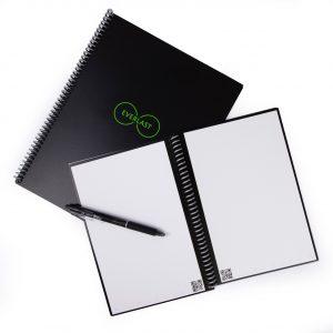 Rocketbook Everlast Tamaño Ejecutivo Cuaderno Inteligente