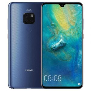 Celular Huawei Mate 20 4GB 64GB Color Azul