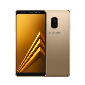 Celular Samsung Galaxy A8+ 4GB 32GB Dual SIM Color Dorado