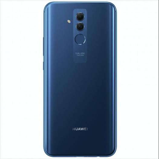 Celular Huawei Mate 20 Lite 4GB 64GB Color Azul
