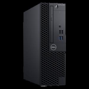 Computadora Dell Optiplex 3060 Core i3-8100 4GB RAM 1TB W10 Pro