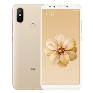 "Celular Xiaomi Mi A2 5.99"" 4GB 64GB Doble SIM Color Dorado"