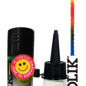Combo Silicon de 30 ml + Goma en  Barra