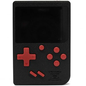 Game Boy CHASDI FC Retro Negro