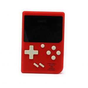 Game Boy CHASDI FC Retro Rojo