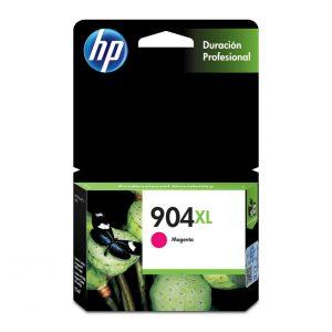 Cartucho HP 904XL Color Magenta Alto rendimiento