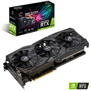Tarjeta De Video Asus ROG Strix RTX 2060 Gaming OC 6GB GDDR6