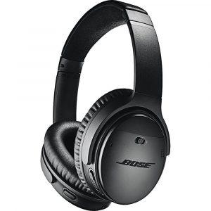 Audifonos Bose QuietComfort 35 Series 2 Color Negro Bluetooth
