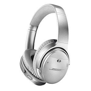 Audifonos Bose QuietComfort 35 Series 2 Color Plateado Bluetooth