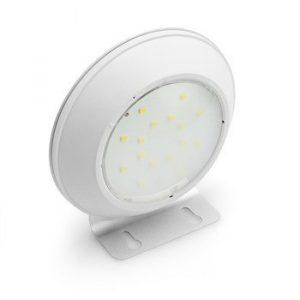 Reflector Solar de 16 LED Metálico