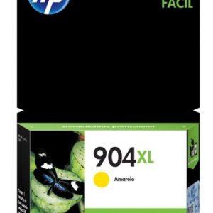 Cartucho de Tinta HP 904XL Alto rendimiento Color Amarillo 4ml