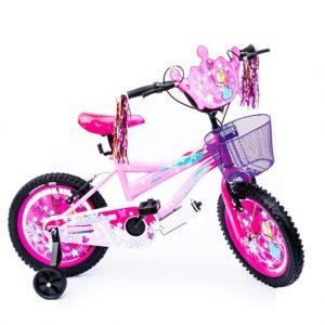 Bicicleta BMX R12 para niña