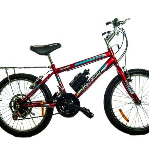 Bicicleta MTB R20 Junior con 18 velocidades