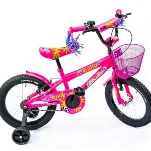 Bicicleta BMX R16 Belle para niña