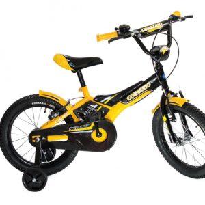 Bicicleta BMX Scout Rin 16  para Niño Color  Amarillo/Negro