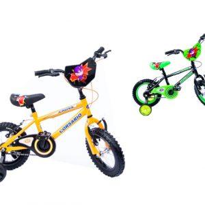 Bicicleta BMX R12 CROSS para niño