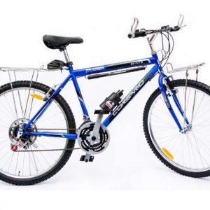 Bicicleta Tracker Rin 26 para Hombre Color Azul