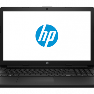 "Laptop HP 15-DA0006LA i3-7020U 2.3GHz 4GB 1TB 15.6"" W10 Home"